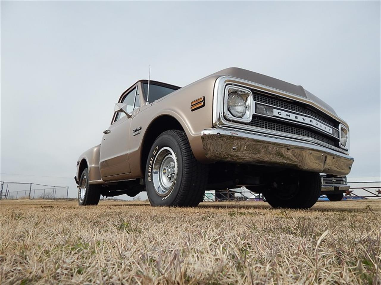 Large Picture of Classic '70 Chevrolet C10 located in Louisiana Offered by Vicari Auction - PVL4