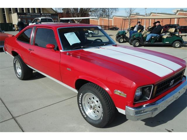 Picture of '78 Nova located in Louisiana Auction Vehicle Offered by  - PVLC