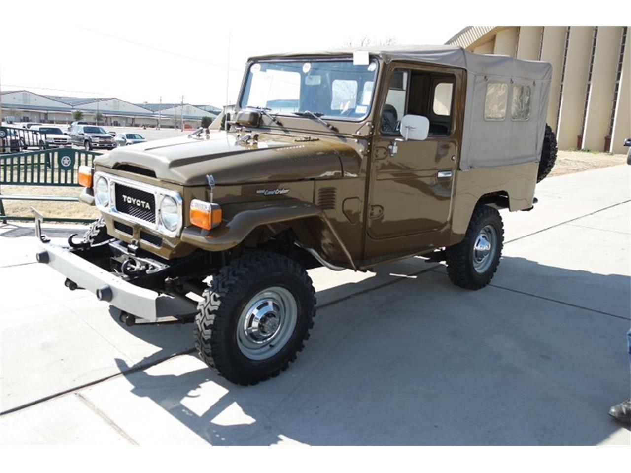 Large Picture of '80 Land Cruiser FJ - PVLI