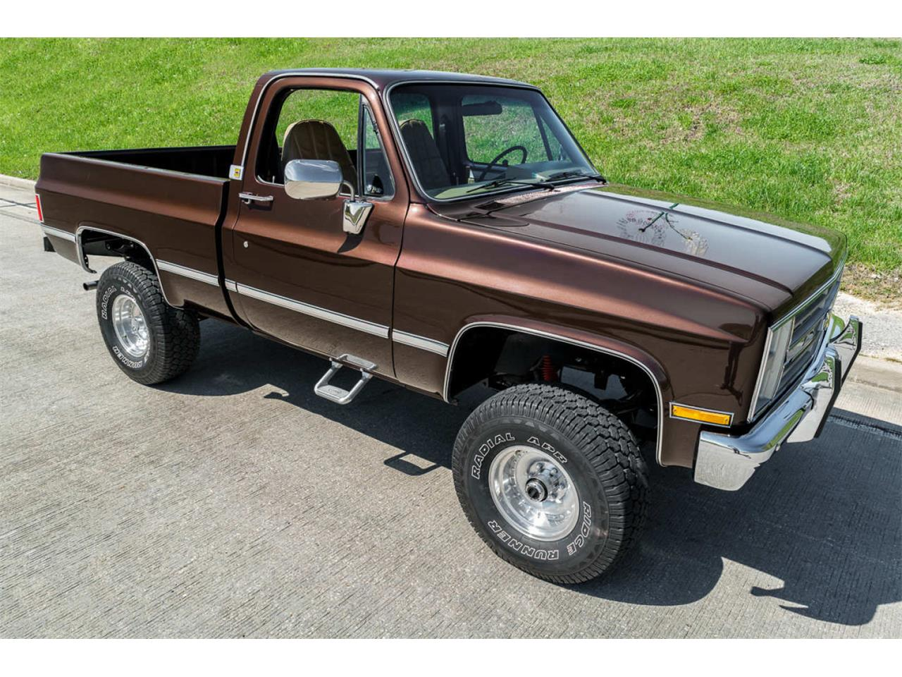 Large Picture of '86 K-10 - PVLS