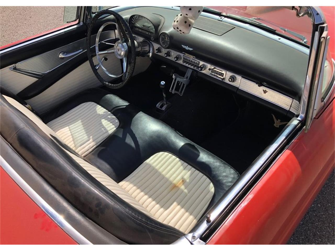 Large Picture of '56 Thunderbird - PVLX