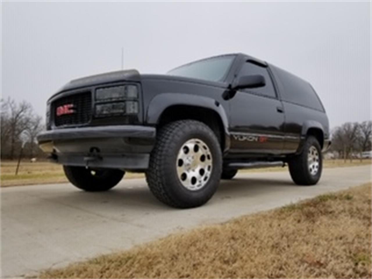Large Picture of '95 Yukon - PVME