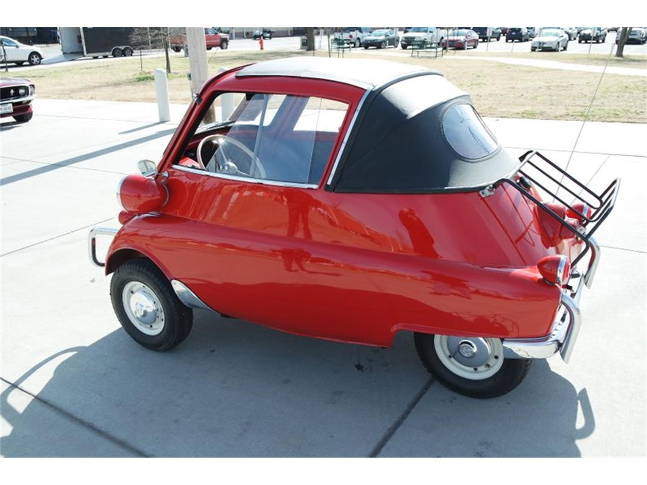 Large Picture of 1958 BMW Isetta Auction Vehicle Offered by Vicari Auction - PVML