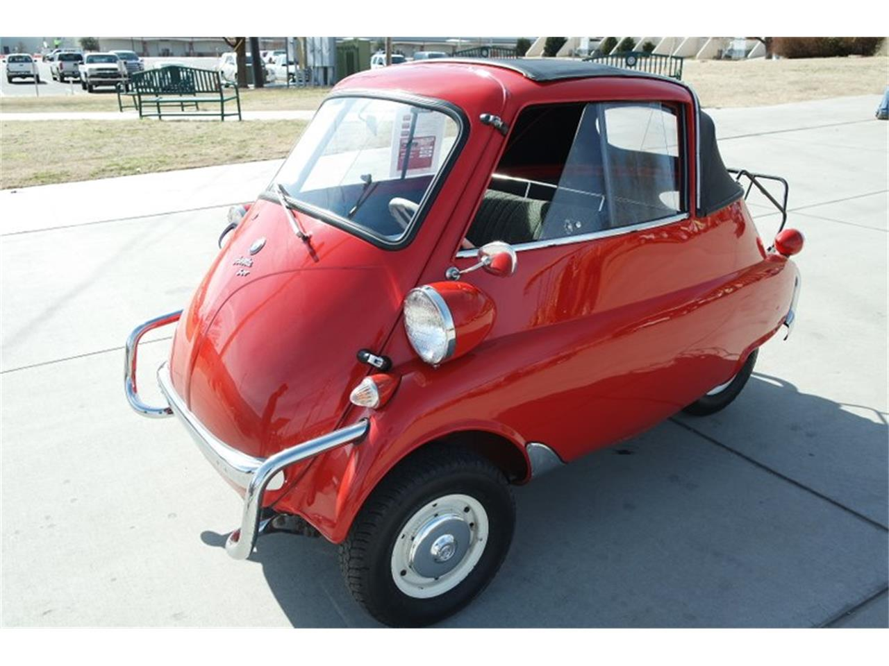 1958 BMW Isetta for Sale | ClassicCars com | CC-1207389