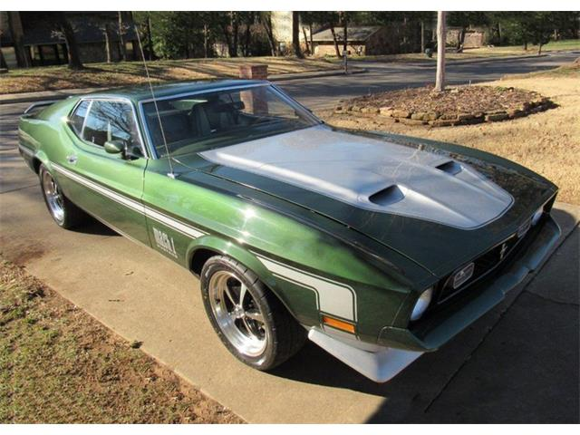 Picture of Classic 1971 Mustang - PVMR