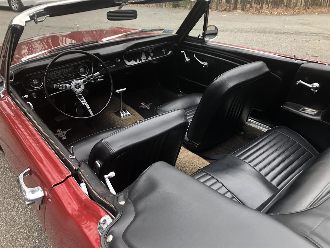 Large Picture of '65 Mustang - PVNN