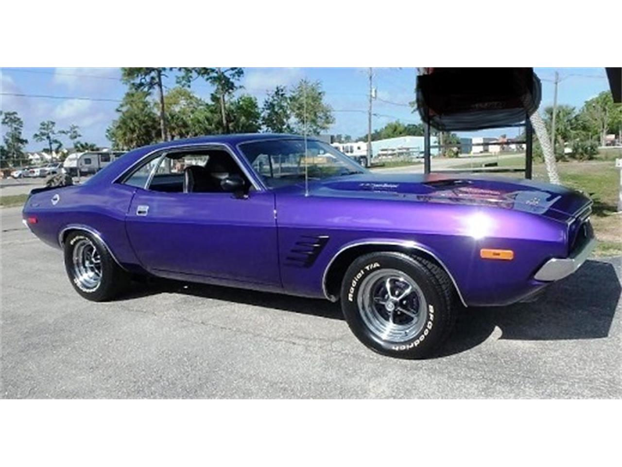 Large Picture of Classic '72 Dodge Challenger located in POMPANO BEACH Florida - $29,500.00 - PVNR