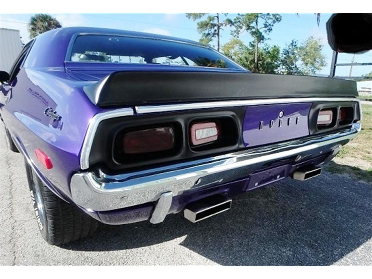 Large Picture of '72 Challenger located in POMPANO BEACH Florida Offered by Cool Cars - PVNR