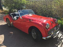 Picture of '59 TR3A - PVNS
