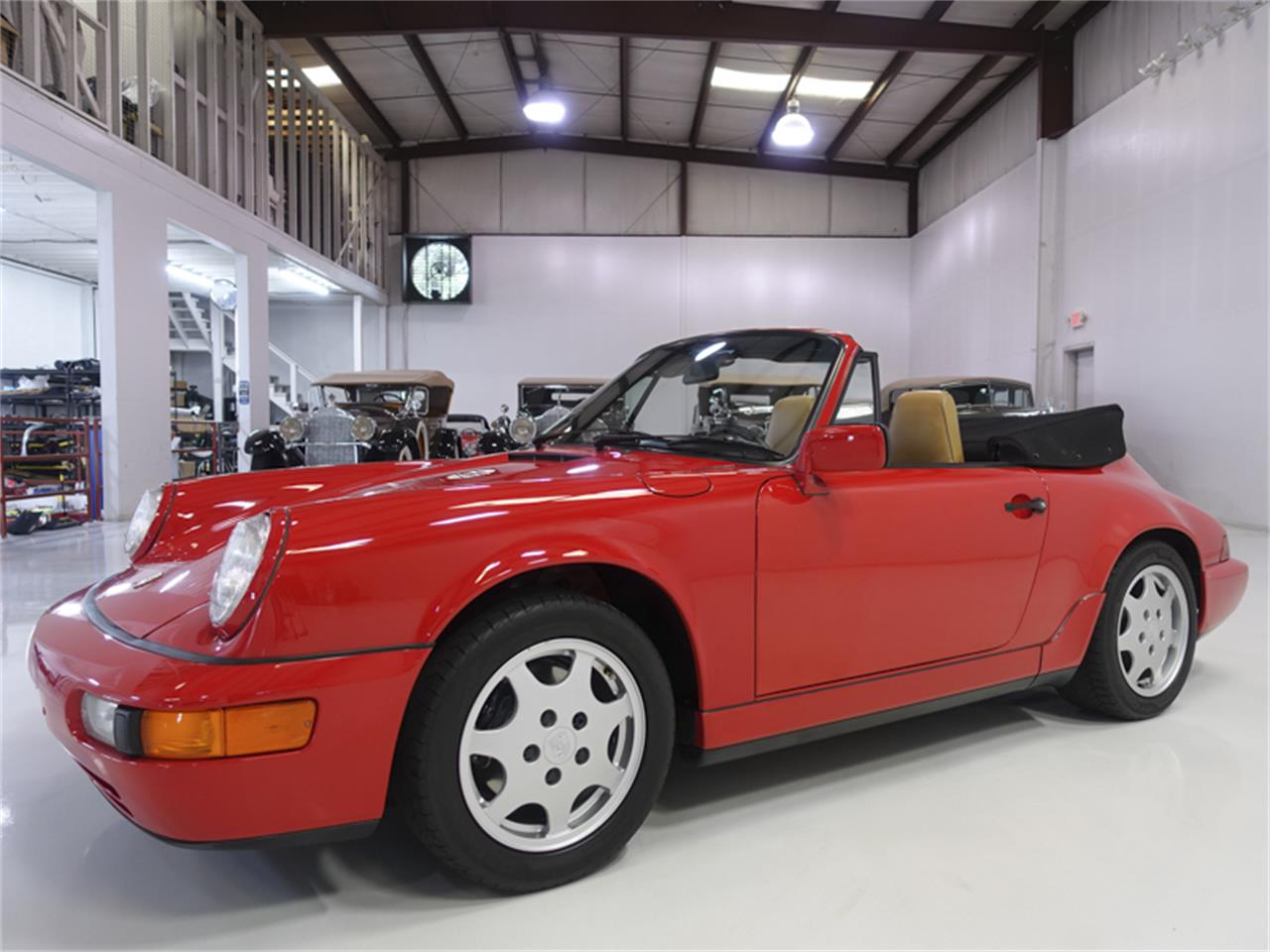 Large Picture of '90 Porsche 964 Carrera 2 located in Missouri - $59,900.00 Offered by Daniel Schmitt & Co. - PVNV