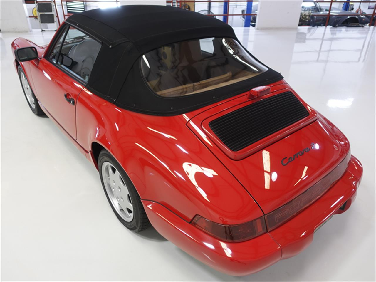 Large Picture of '90 Porsche 964 Carrera 2 located in Saint Louis Missouri Offered by Daniel Schmitt & Co. - PVNV