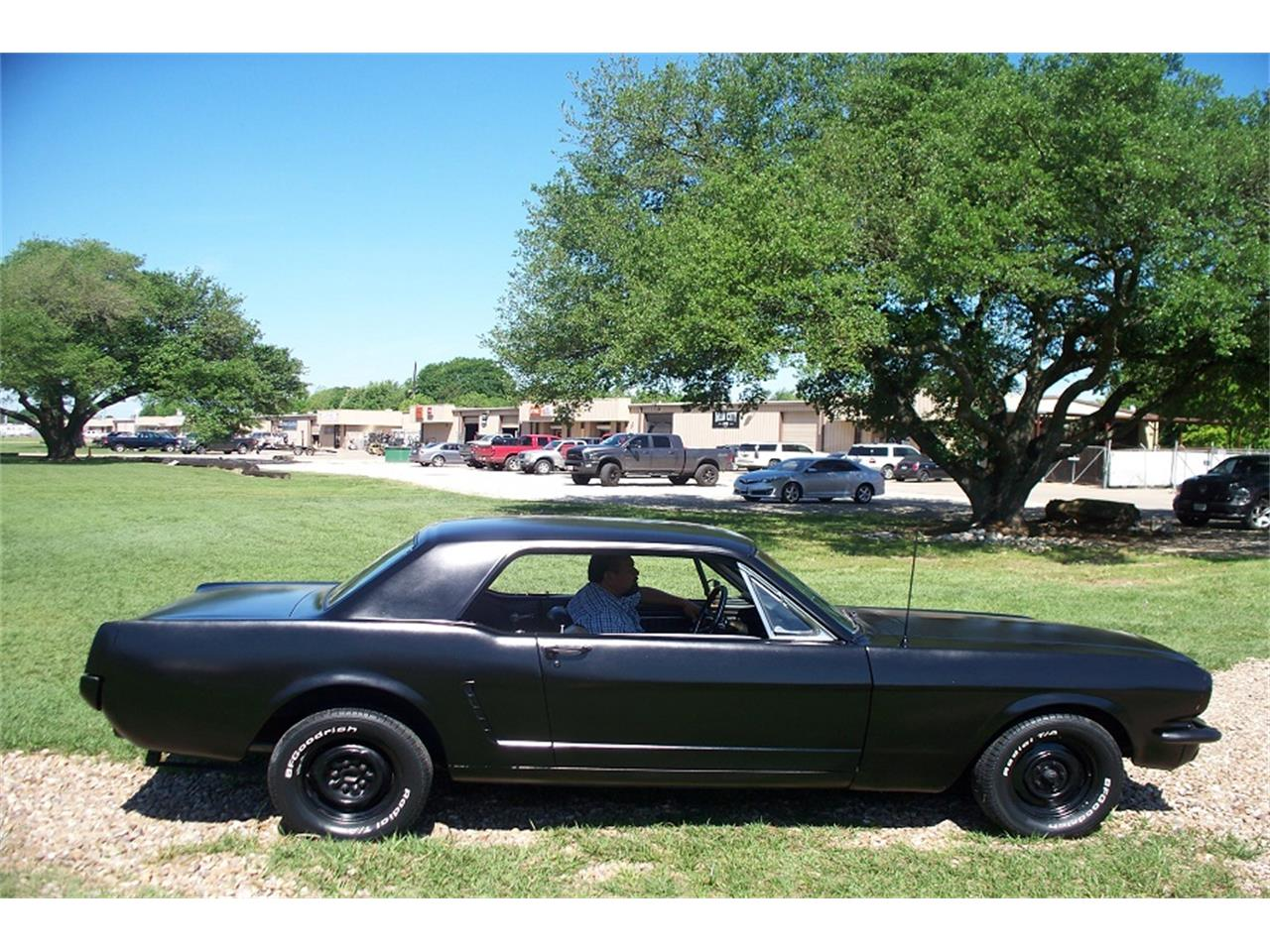 Large Picture of '65 Mustang - PVO1
