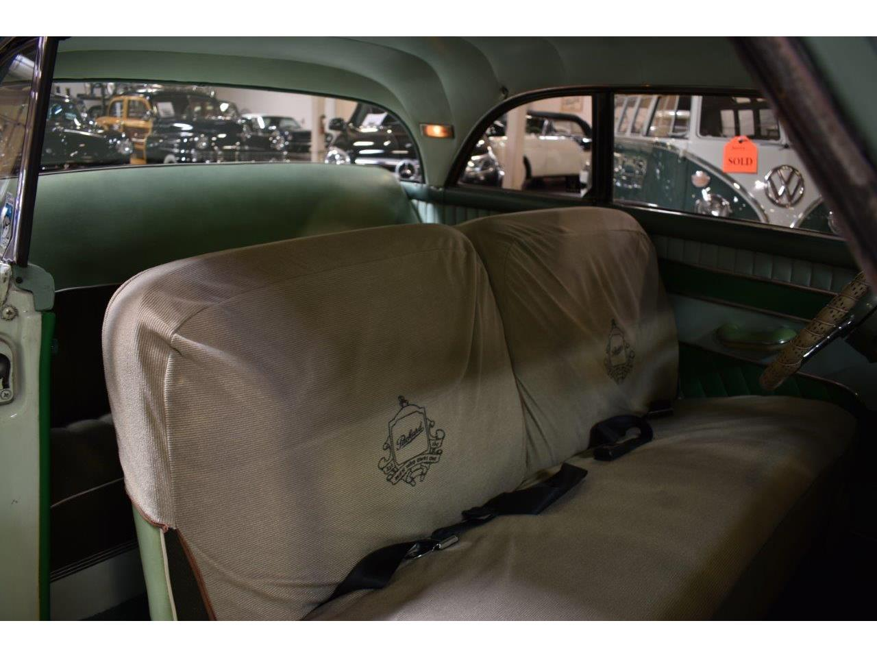 Large Picture of '54 Packard Clipper located in Costa Mesa California Offered by Crevier Classic Cars - PVO5