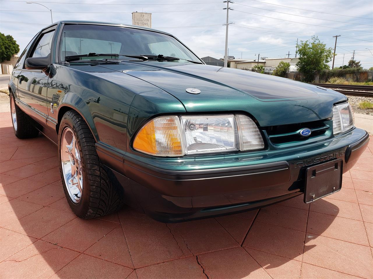 Large Picture of '91 Mustang - PVO8