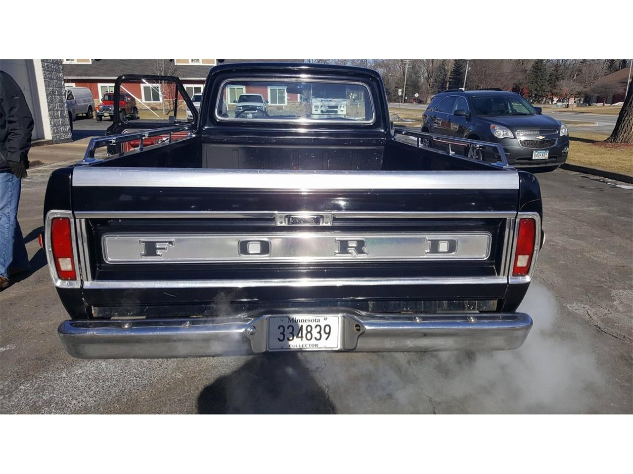 Large Picture of '67 F100 - PVO9
