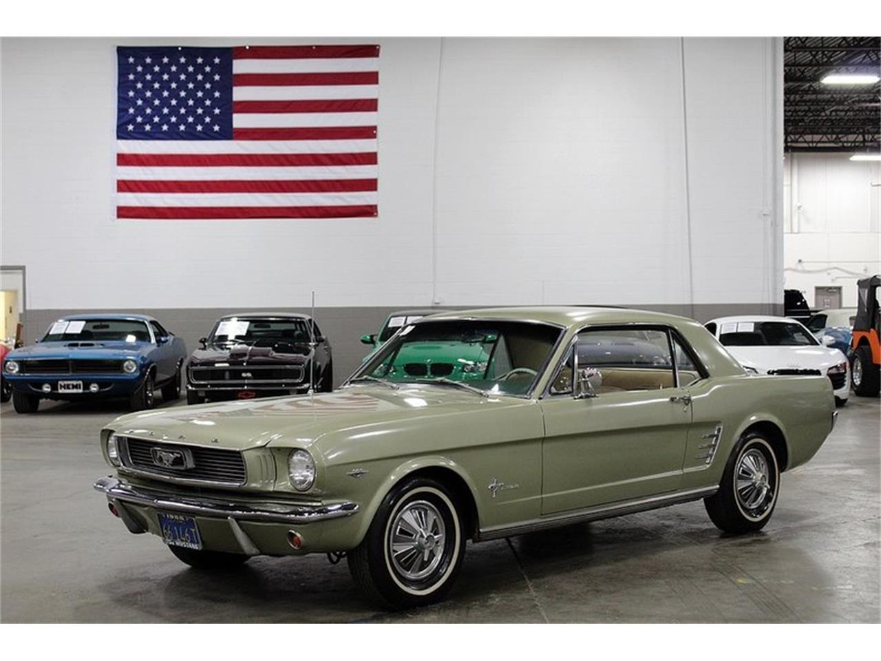 Large Picture of Classic 1966 Ford Mustang located in Michigan - $23,900.00 - PVOF