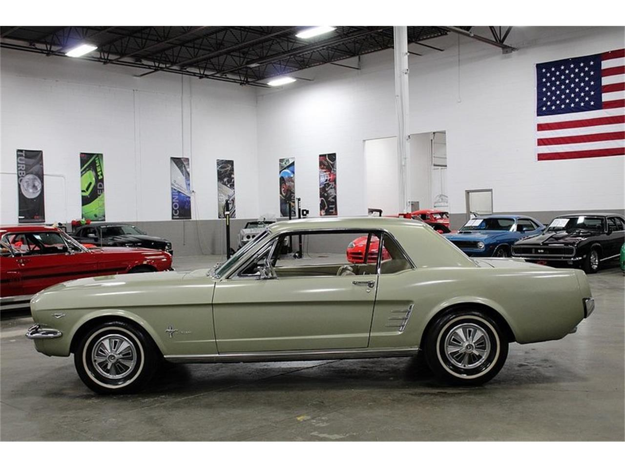 Large Picture of 1966 Mustang located in Kentwood Michigan - $23,900.00 - PVOF