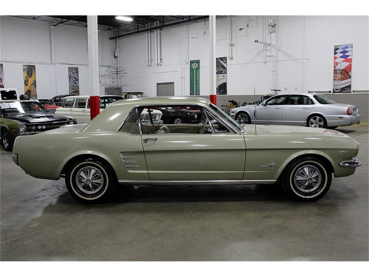 Large Picture of '66 Mustang - $23,900.00 Offered by GR Auto Gallery - PVOF