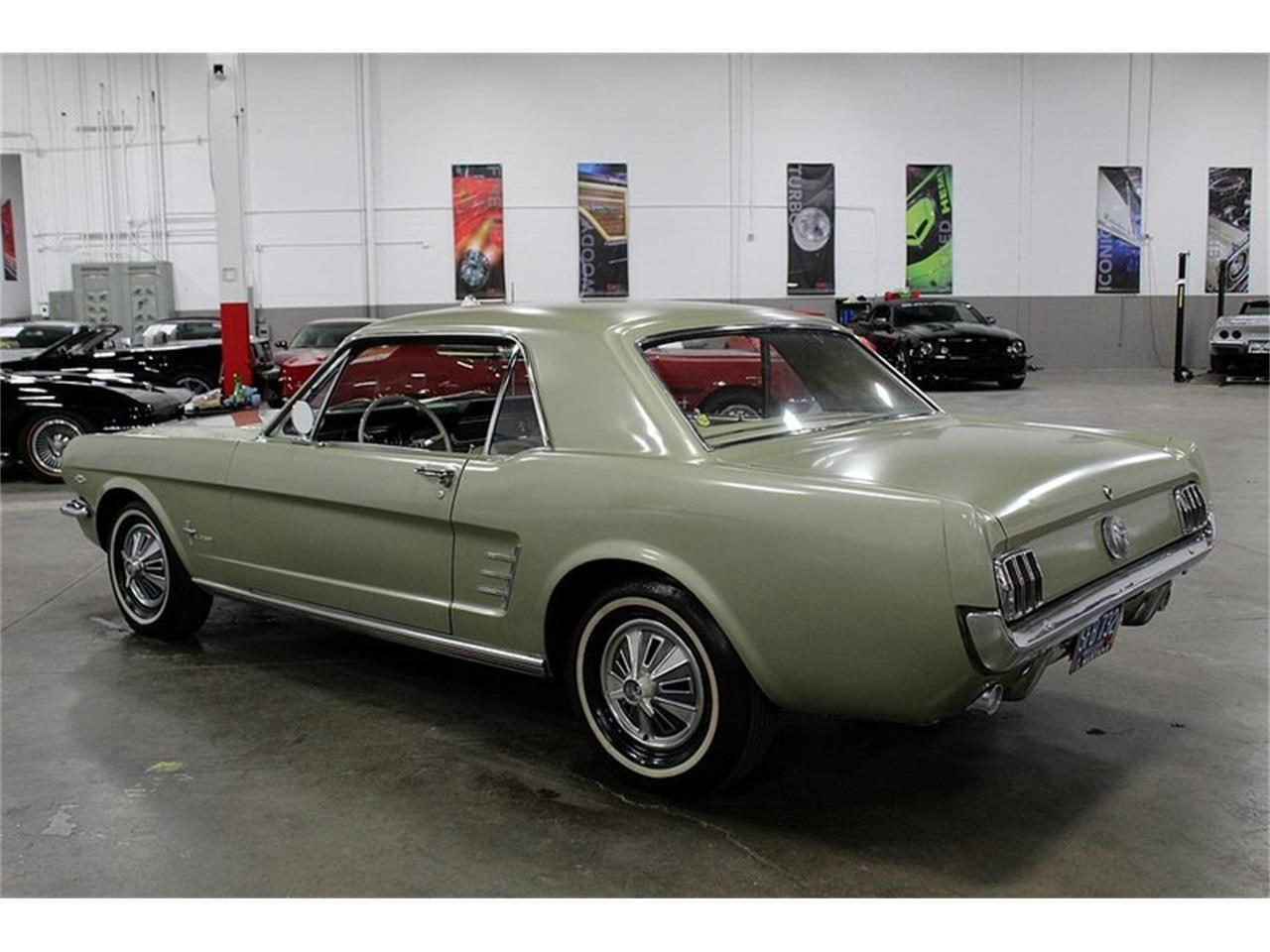 Large Picture of Classic '66 Mustang located in Kentwood Michigan - $23,900.00 - PVOF