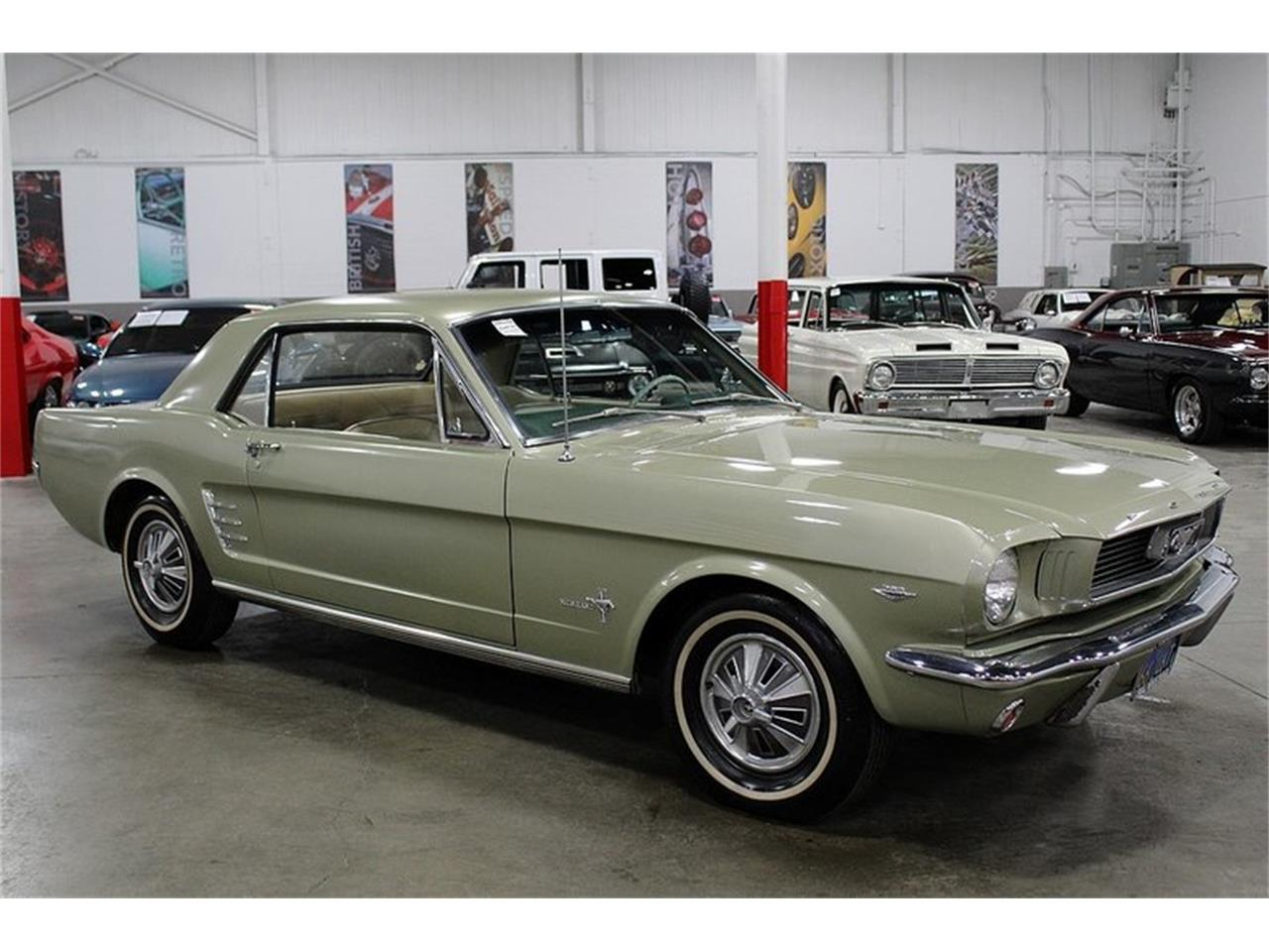 Large Picture of 1966 Mustang - $23,900.00 - PVOF