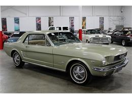 Picture of Classic 1966 Mustang Offered by GR Auto Gallery - PVOF