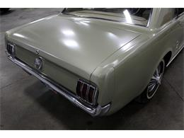 Picture of Classic 1966 Ford Mustang located in Kentwood Michigan Offered by GR Auto Gallery - PVOF