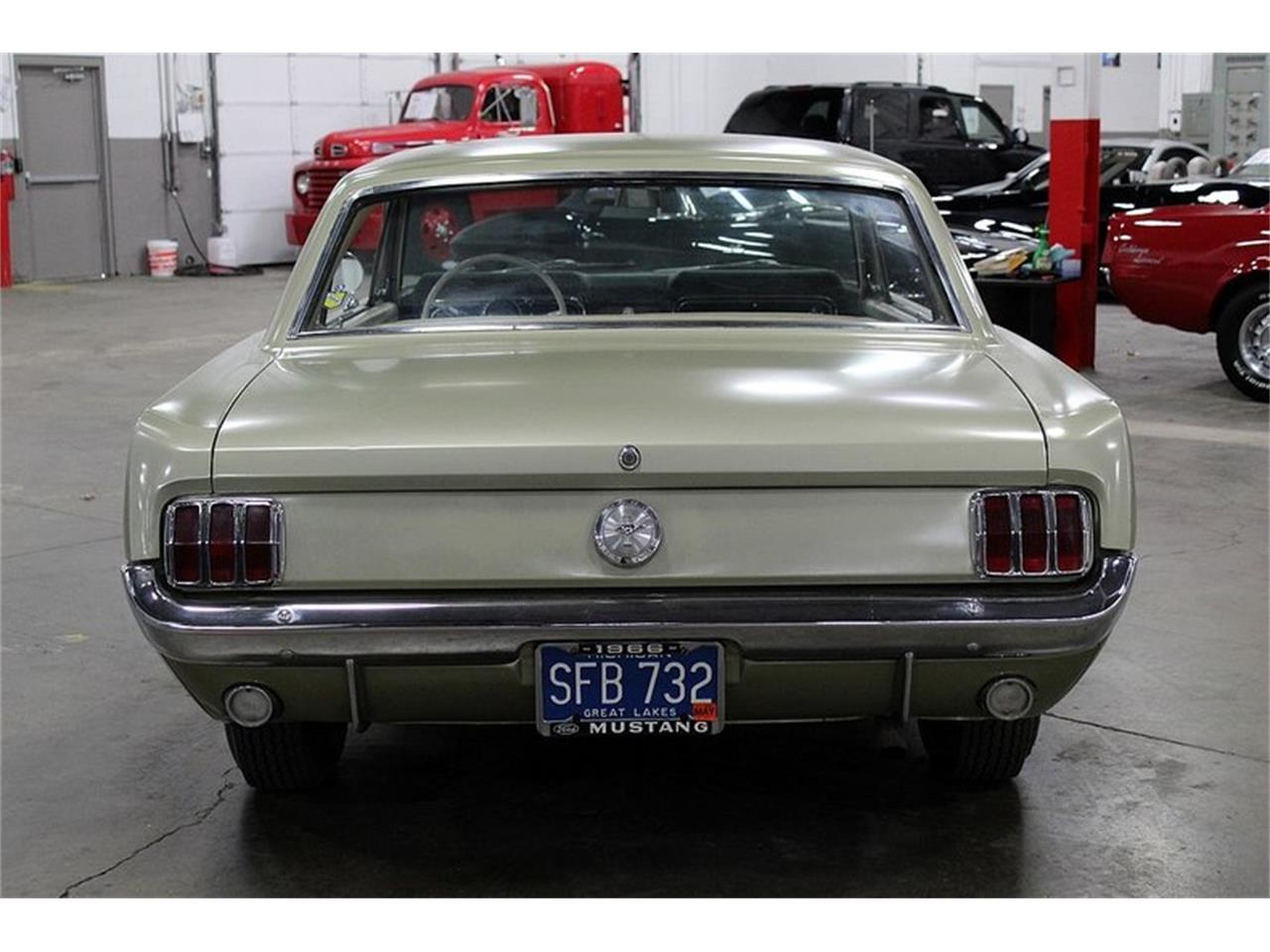 Large Picture of 1966 Ford Mustang - $23,900.00 Offered by GR Auto Gallery - PVOF