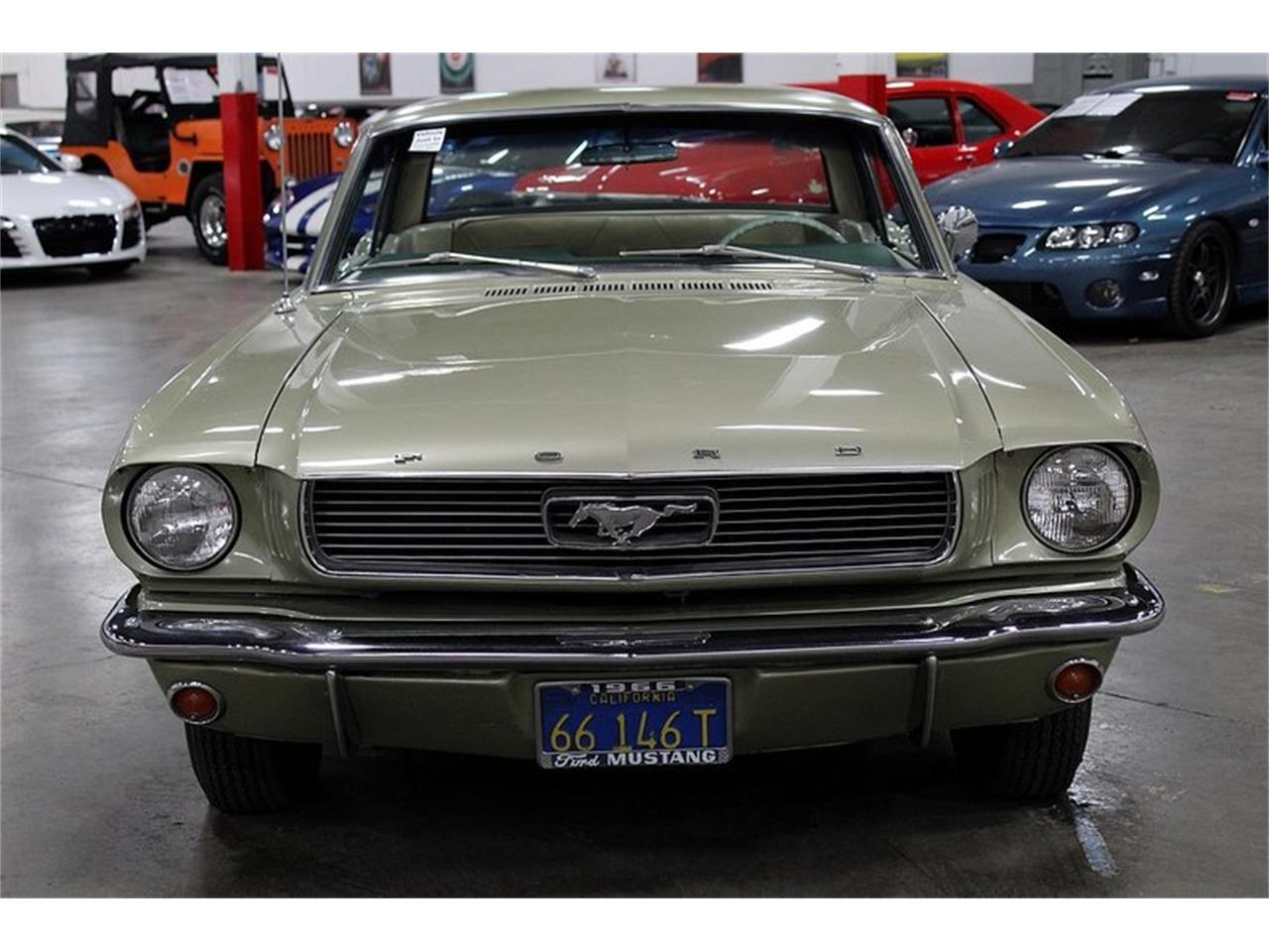 Large Picture of 1966 Ford Mustang located in Michigan - $23,900.00 Offered by GR Auto Gallery - PVOF