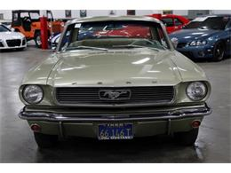 Picture of '66 Ford Mustang located in Kentwood Michigan Offered by GR Auto Gallery - PVOF