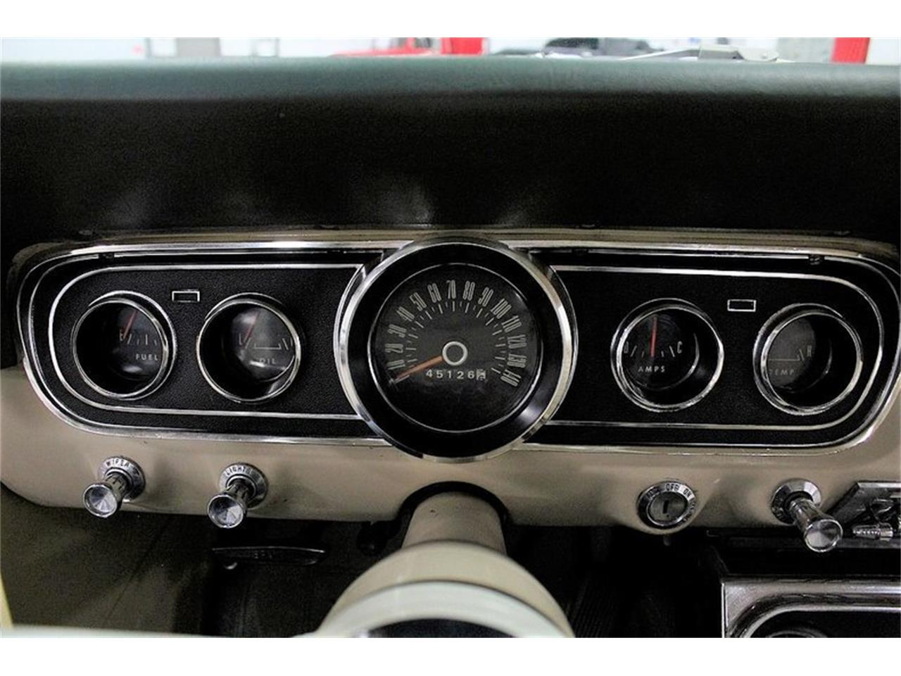 Large Picture of Classic 1966 Ford Mustang located in Michigan - $23,900.00 Offered by GR Auto Gallery - PVOF