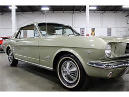 Picture of Classic 1966 Mustang located in Michigan - $23,900.00 - PVOF