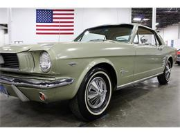 Picture of '66 Mustang - $23,900.00 Offered by GR Auto Gallery - PVOF