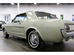 Picture of Classic '66 Ford Mustang located in Kentwood Michigan - $23,900.00 Offered by GR Auto Gallery - PVOF