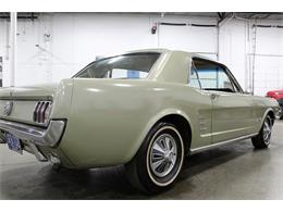 Picture of Classic 1966 Mustang located in Kentwood Michigan - PVOF
