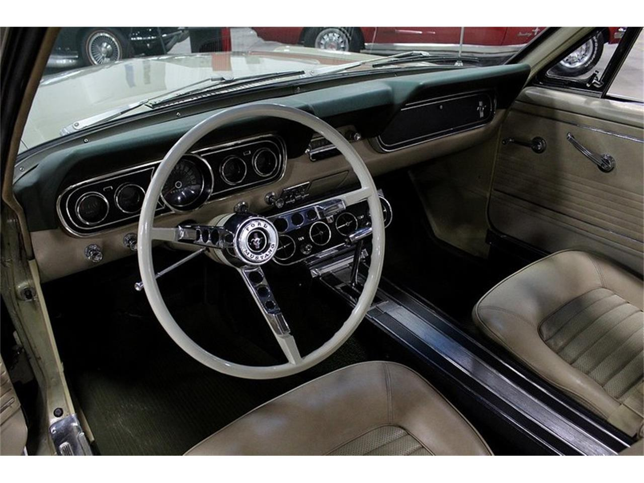 Large Picture of '66 Ford Mustang located in Michigan Offered by GR Auto Gallery - PVOF