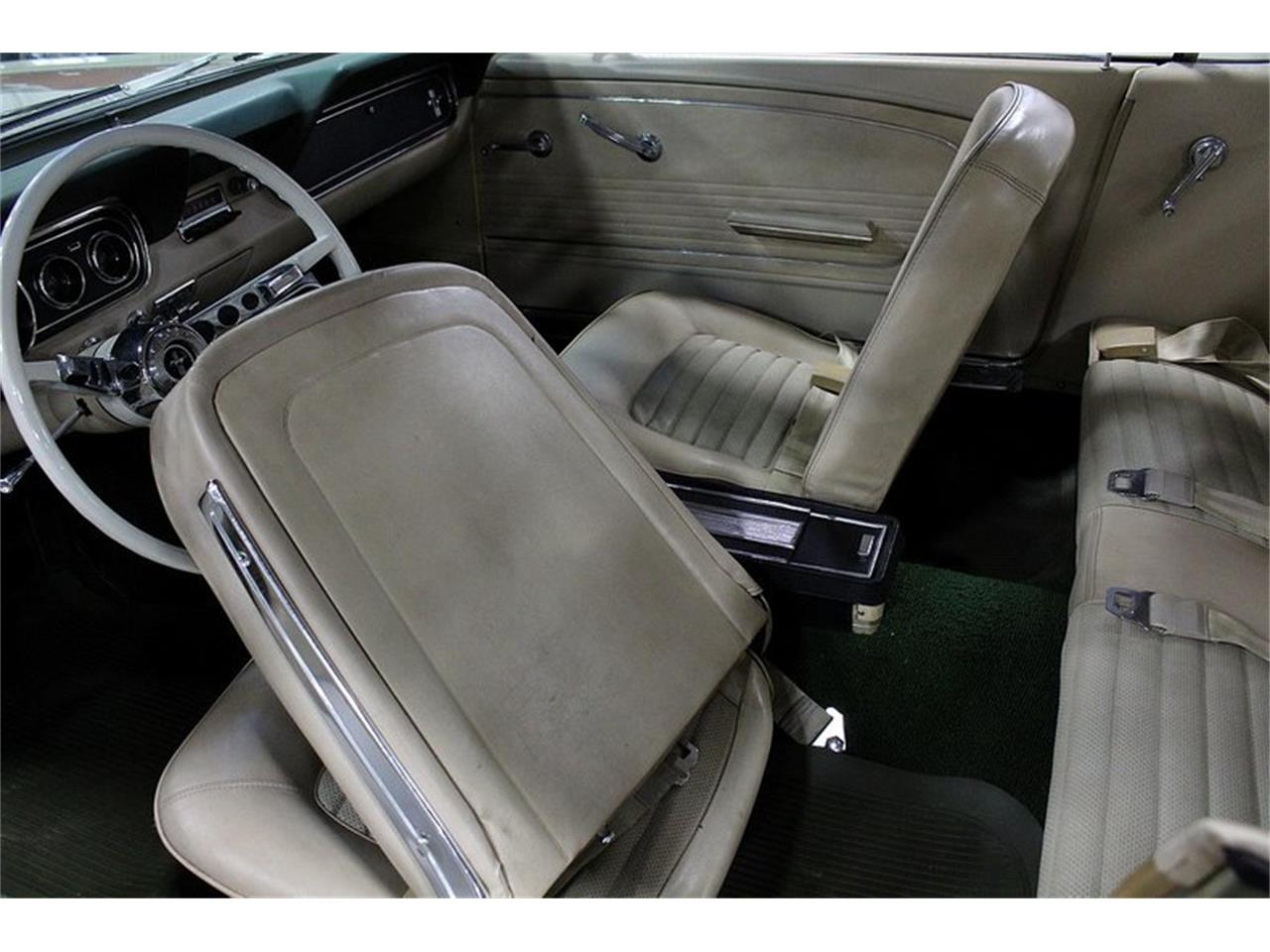 Large Picture of '66 Ford Mustang - $23,900.00 Offered by GR Auto Gallery - PVOF