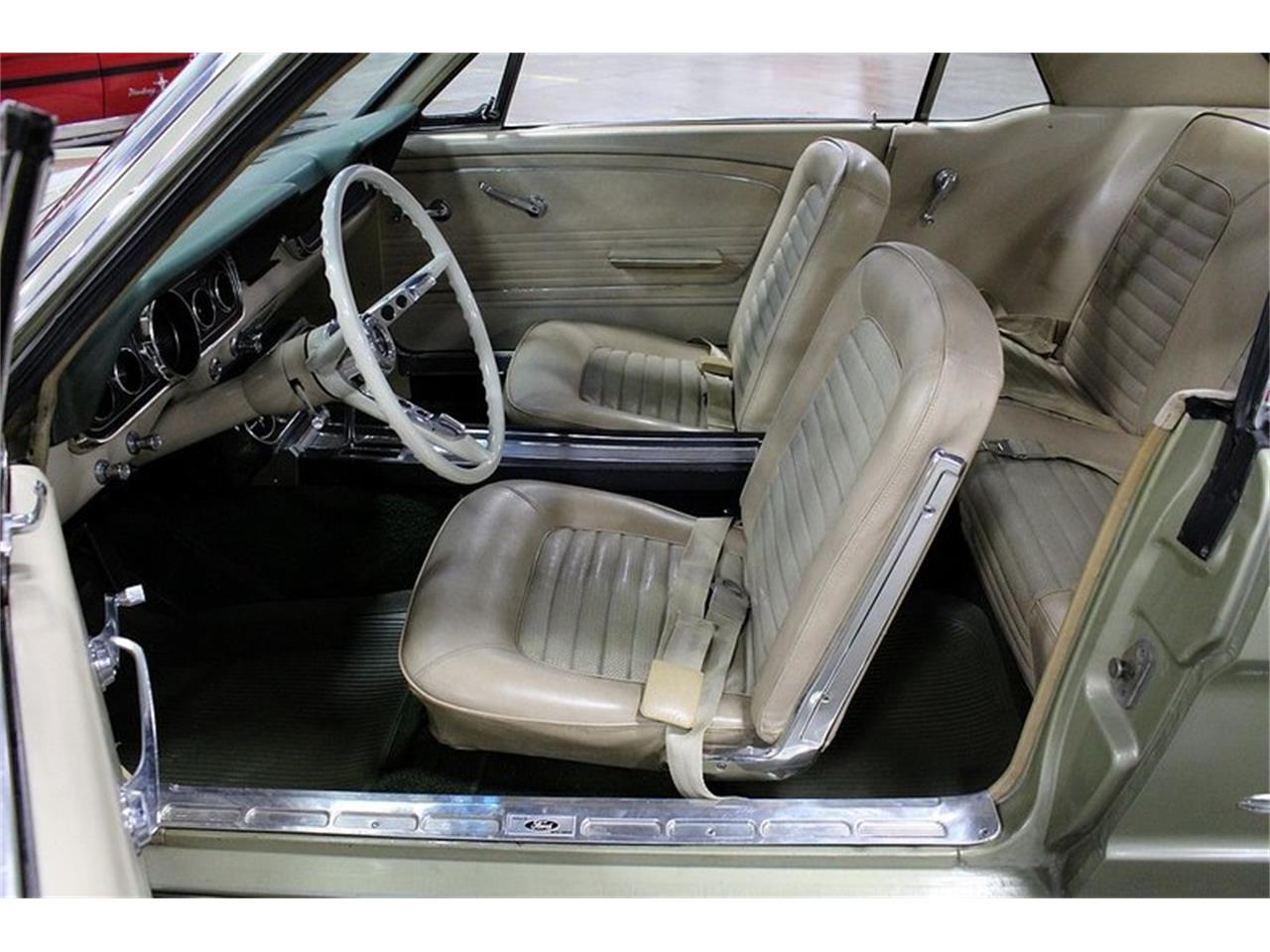 Large Picture of Classic 1966 Ford Mustang - $23,900.00 Offered by GR Auto Gallery - PVOF