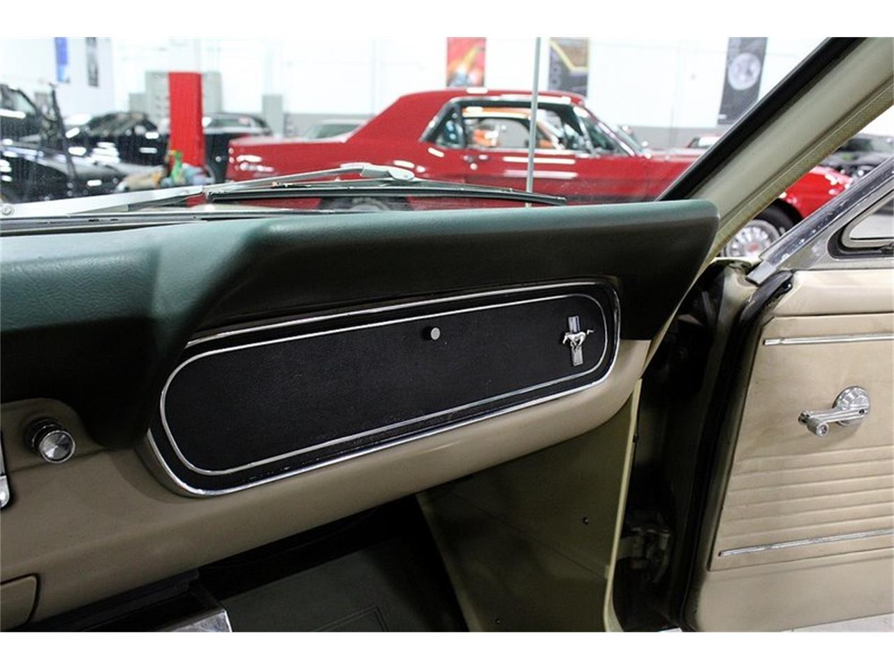 Large Picture of Classic 1966 Ford Mustang located in Kentwood Michigan - PVOF
