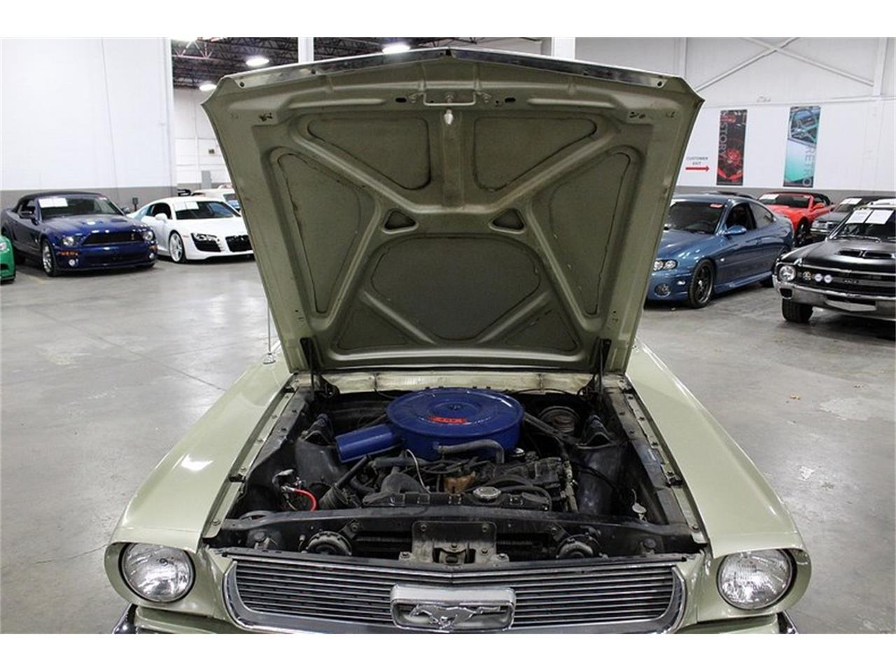 Large Picture of 1966 Ford Mustang located in Kentwood Michigan - $23,900.00 - PVOF