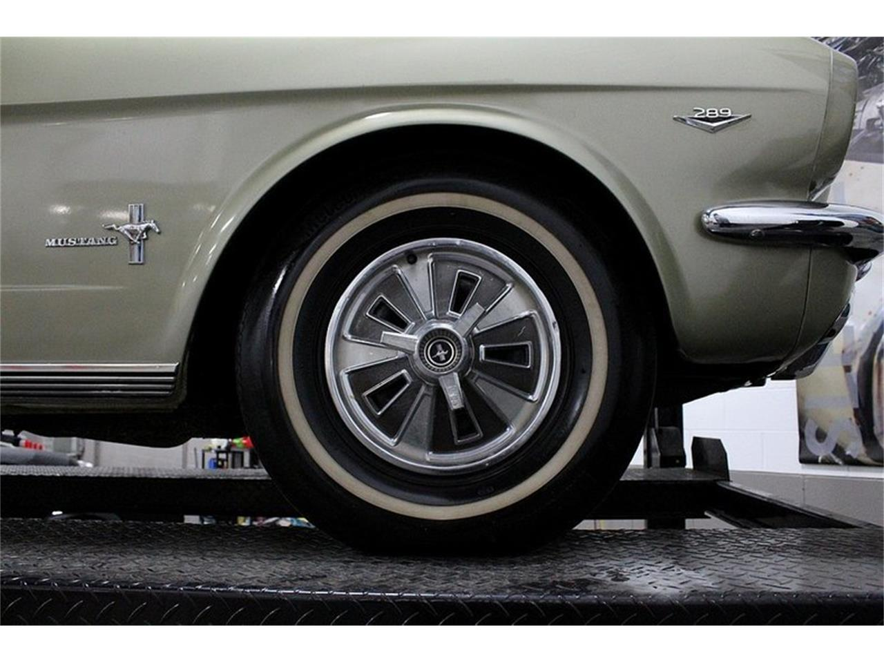 Large Picture of '66 Ford Mustang Offered by GR Auto Gallery - PVOF
