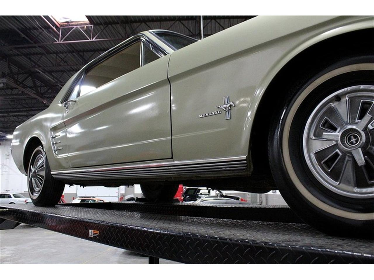 Large Picture of 1966 Mustang located in Kentwood Michigan Offered by GR Auto Gallery - PVOF