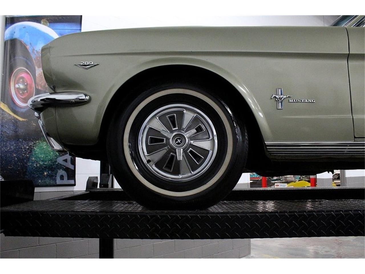 Large Picture of Classic '66 Ford Mustang located in Kentwood Michigan Offered by GR Auto Gallery - PVOF