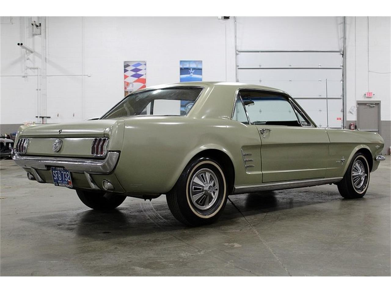 Large Picture of Classic 1966 Mustang located in Kentwood Michigan - $23,900.00 Offered by GR Auto Gallery - PVOF