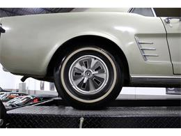 Picture of Classic '66 Ford Mustang located in Kentwood Michigan Offered by GR Auto Gallery - PVOF