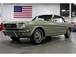 Picture of '66 Mustang located in Michigan Offered by GR Auto Gallery - PVOF