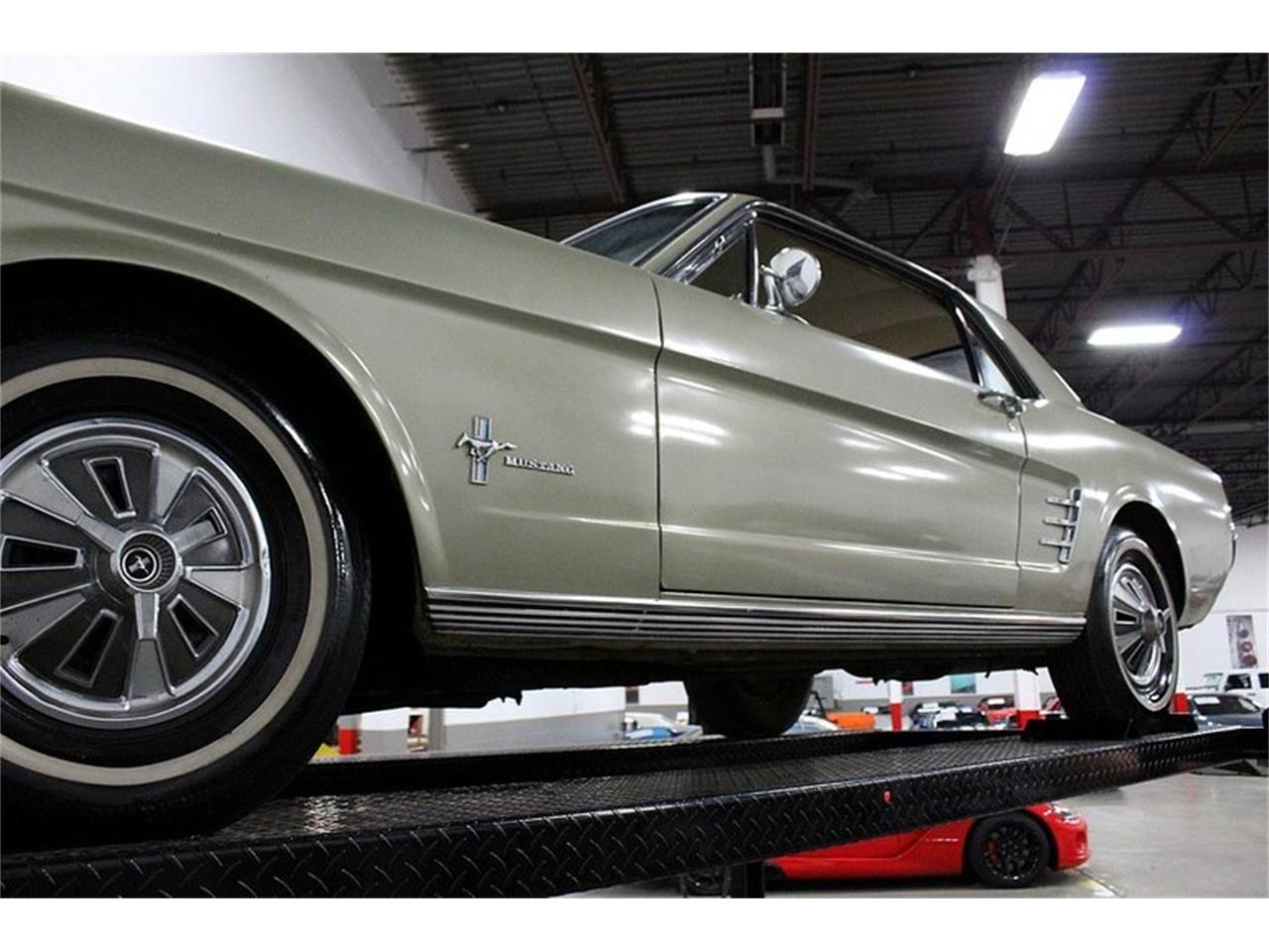 Large Picture of '66 Ford Mustang located in Michigan - $23,900.00 - PVOF