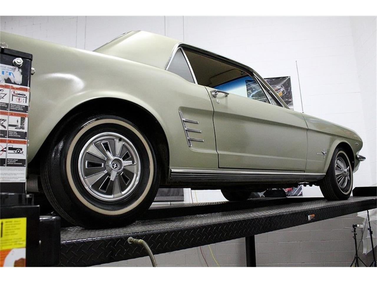 Large Picture of Classic '66 Mustang - $23,900.00 Offered by GR Auto Gallery - PVOF