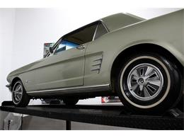 Picture of '66 Ford Mustang located in Kentwood Michigan - PVOF