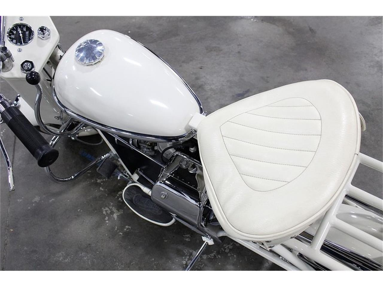 Large Picture of '57 Motorcycle - PVOG