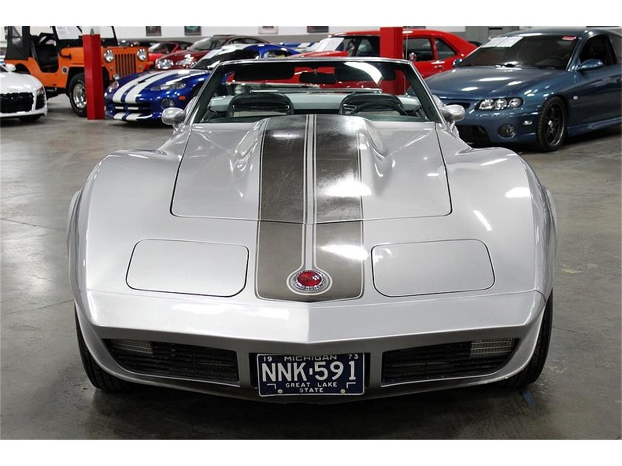Large Picture of '73 Corvette - PVOH